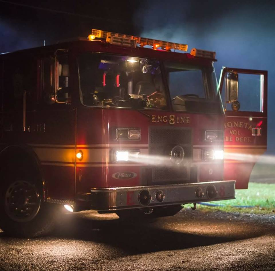 Moneta Volunteer Fire Department